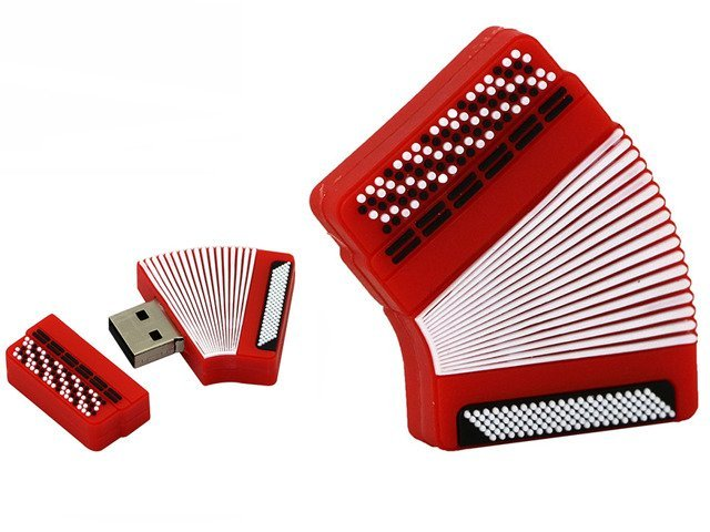 PENDRIVE AKORDEON USB Flash Wysyłka 24h 32GB