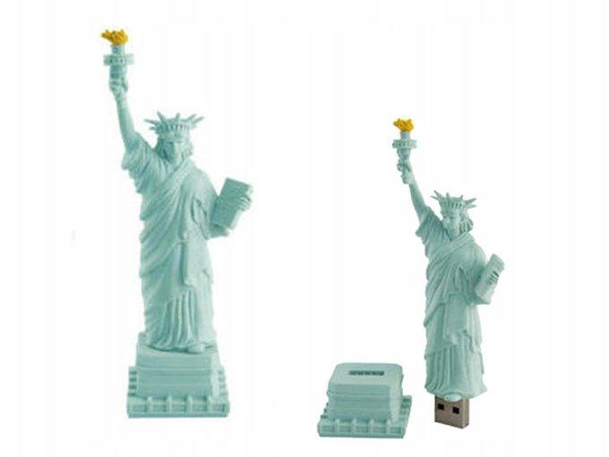 PENDRIVE STATUA Wolności USA Wysyłka 24h USB 32GB