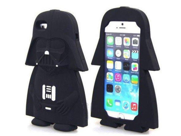CASE ETUI SILIKON iPhone 6 6s VADER GWIEZDNE WOJNY