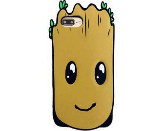 CASE ETUI iPhone 6/6s GROOT STRAŻNICY GALAKTYKI