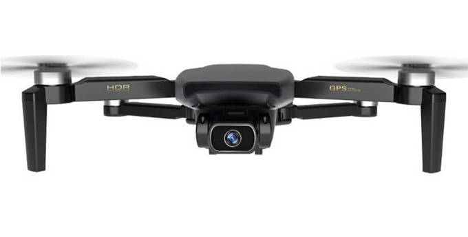 DRON SG108 5G WIFI FPV GPS 4K HD Kamera 1KM 25min