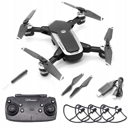 Dron YH-18S Wifi 1080P Kamera HD Wideo FPV 1800mAh