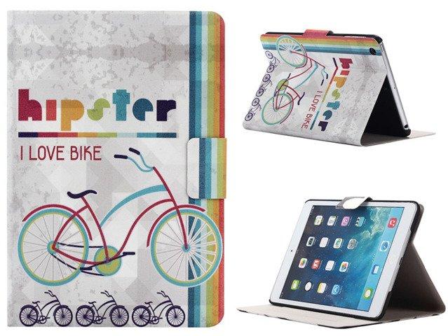 ETUI Obudowa APPLE iPad mini 1/2/3 HIPSTER ROWER