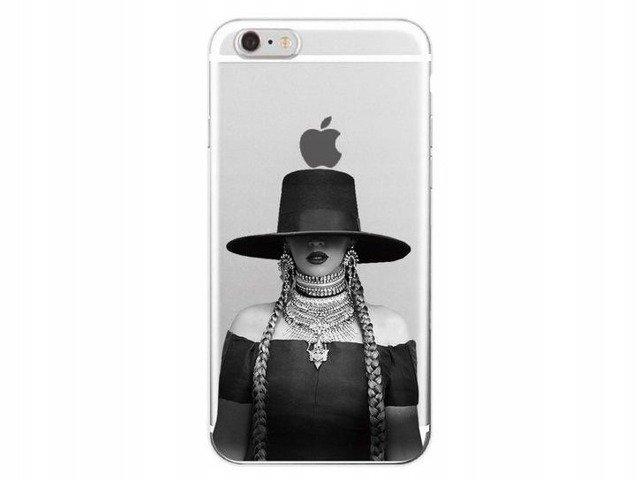 Etui Case Silikon Obudowa iPhone 5 5s SE Beyonce