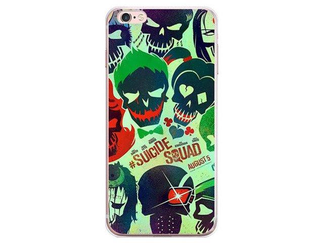 Etui Case Silikon iPhone 6/6s Legion Samobójców