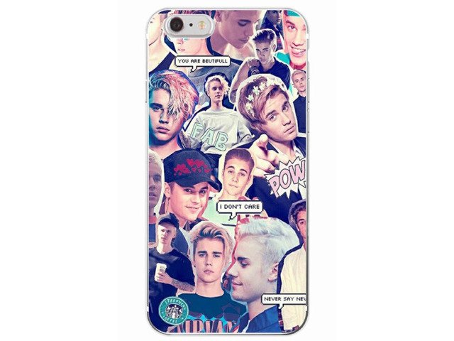 Etui Case iPhone 6 6S Justin Bieber Beliebers