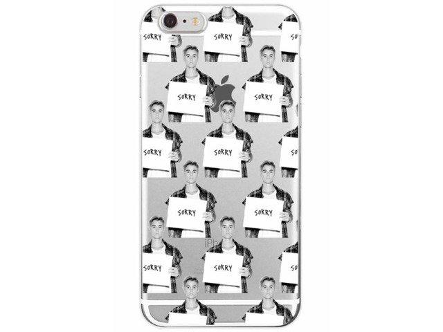 Etui Case iPhone 7 8 PLUS Justin Bieber Beliebers