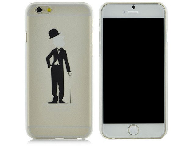 Etui Obudowa Futerał iPhone 6/6s Charlie Chaplin