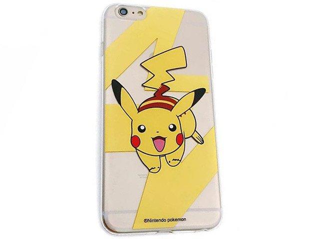 Futerał Etui iPhone 6/6s Case Pokemon GO Pikachu