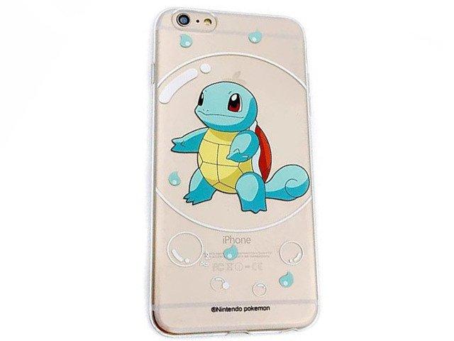 Futerał iPhone 5/5S/SE ETUI Case Pokemon SQUITLE