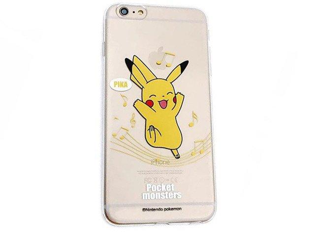 Futerał iPhone 6/6S PLUS ETUI Case Pokemon POKEMON