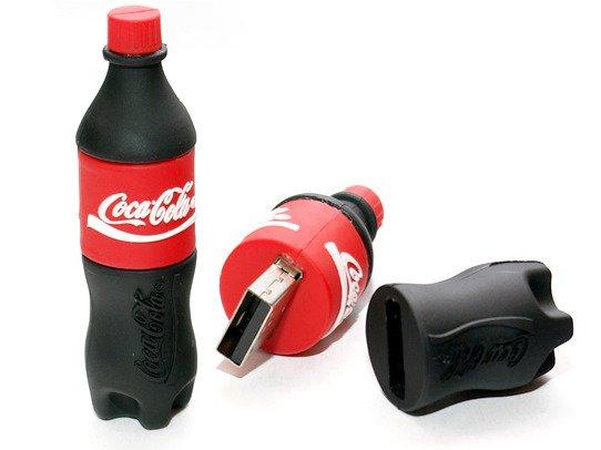 PENDRIVE BUTELKA Coca-Cola USB WYSYŁKA 24h