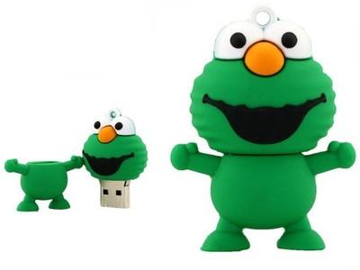 PENDRIVE ELMO Sezamkowa USB Flash PAMIĘĆ 32GB