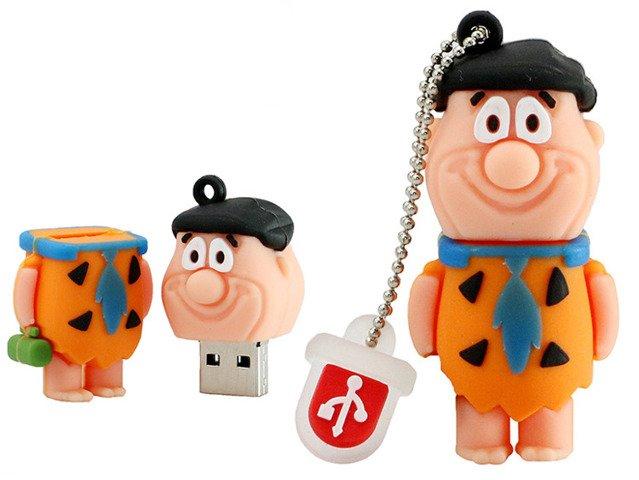 PENDRIVE FRED FLINSTON PAMIĘĆ FLASH USB 32GB