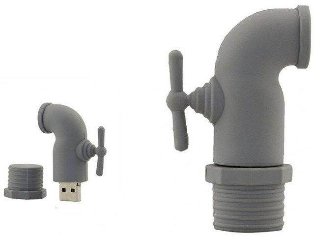 PENDRIVE KRAN HYDRAULIK PAMIĘĆ FLASH USB 32GB