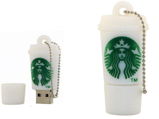 PENDRIVE KUBEK Kawy Starbucks USB Flash 16GB