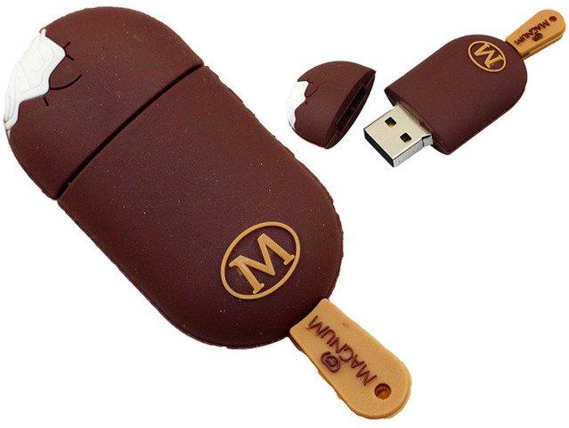 PENDRIVE LÓD Magnum NA PATYKU USB Flash 16GB