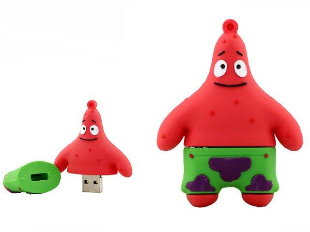 PENDRIVE PATRYK Spongebob USB Flash PREZENT 16GB
