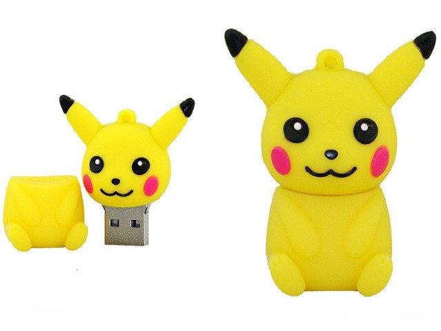 PENDRIVE PIKACHU Pokemon GO USB Flash 32GB