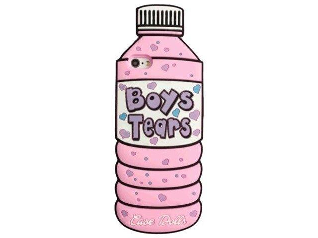 Silikon Etui Case Futerał iPhone 6/6s Boys Tears